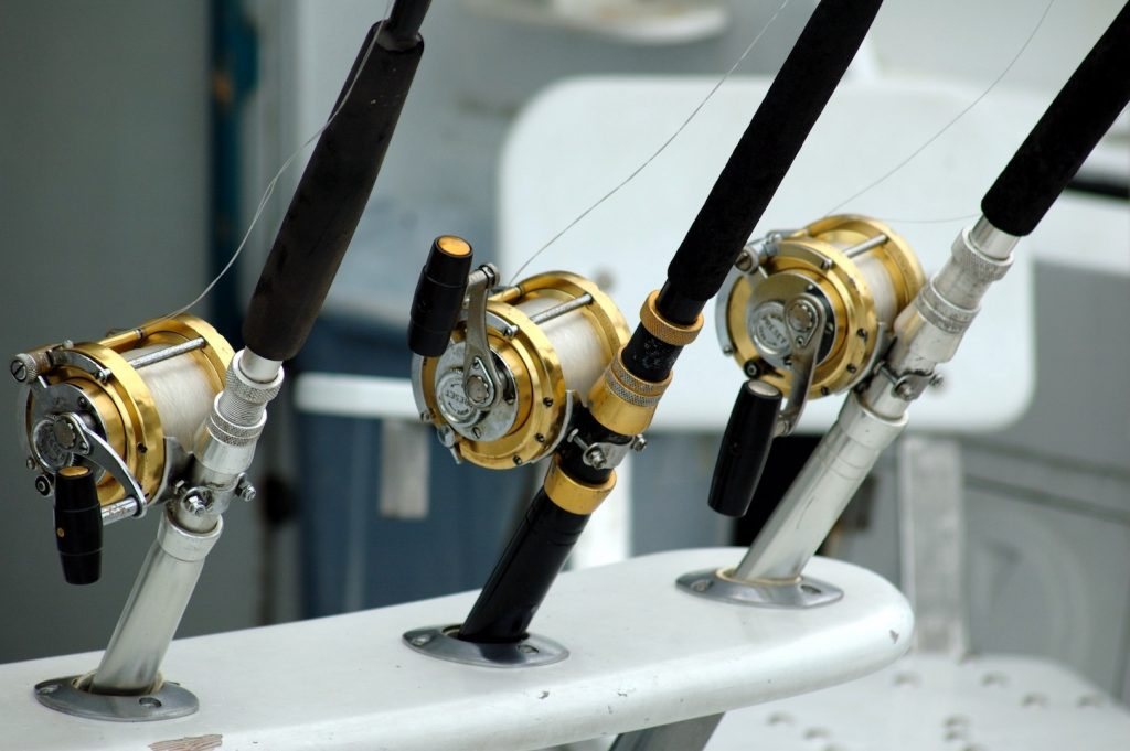 Fishing Rods Deep Sea Fishing