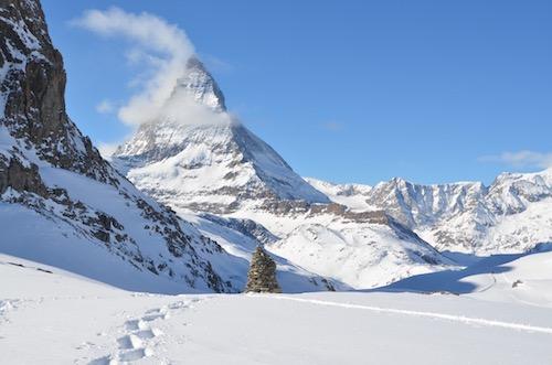 Swiss Alps Tile