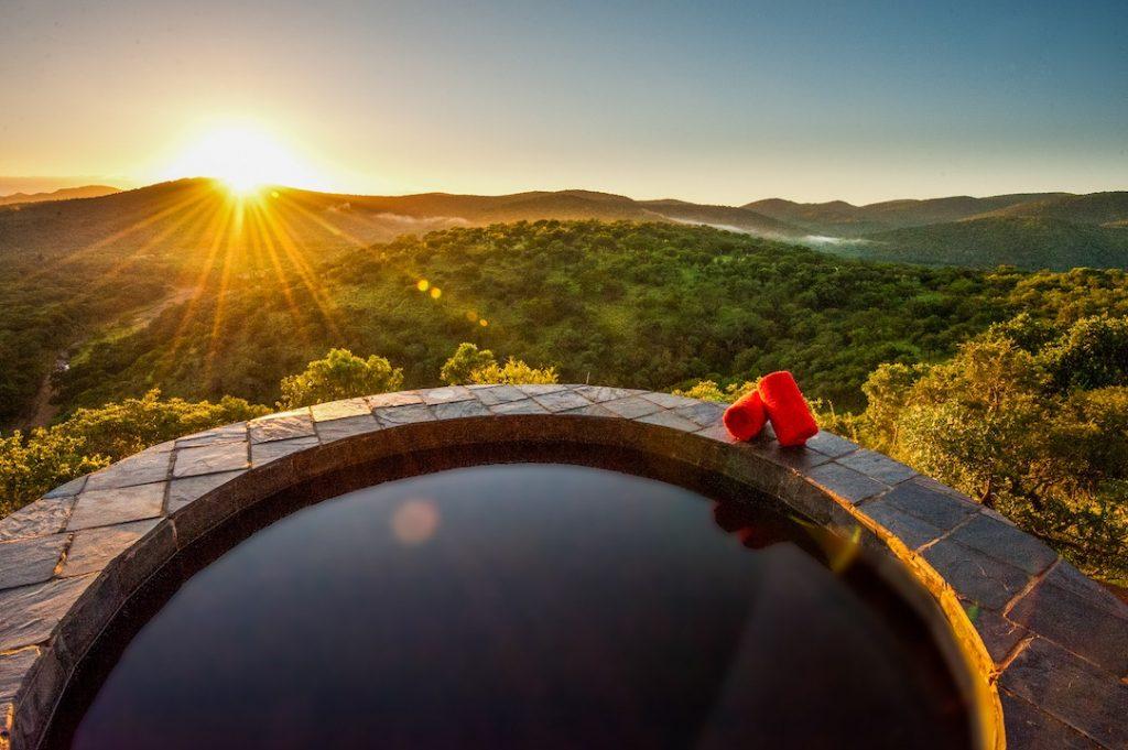 Leopard Mountain Safari Lodge Pool
