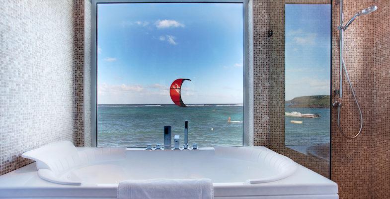Le Guanahani Admiral Suite Bathroom