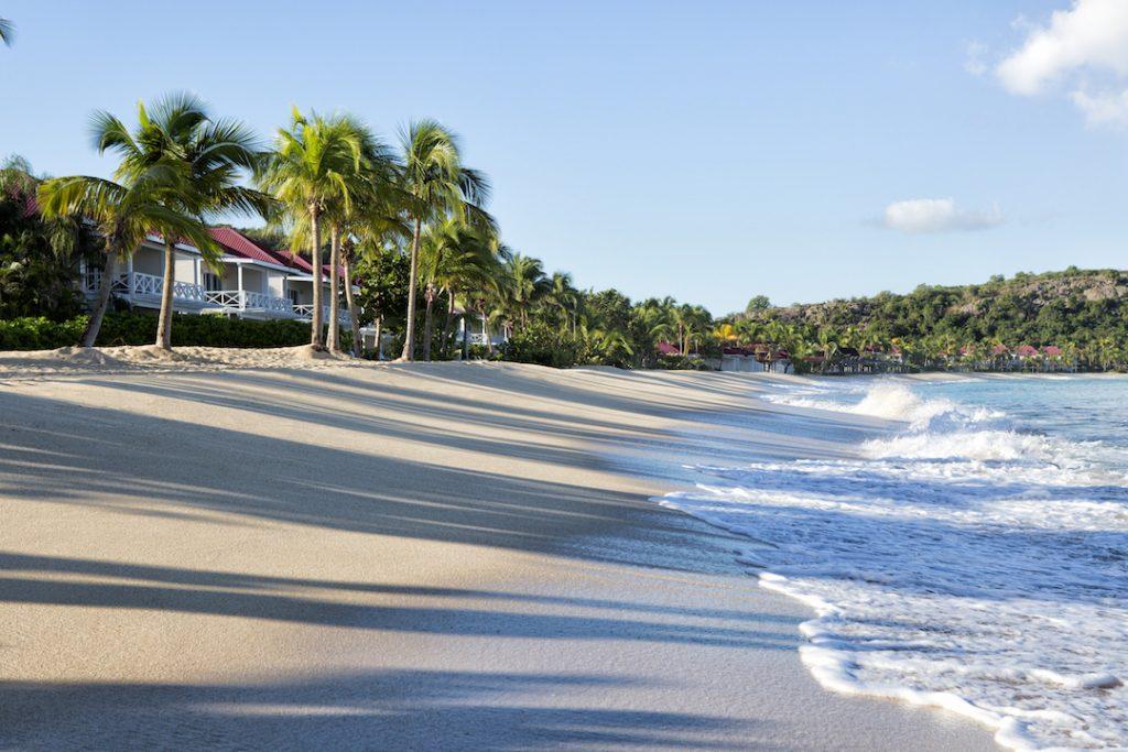 Galley Bay Resort & Spa, Beach