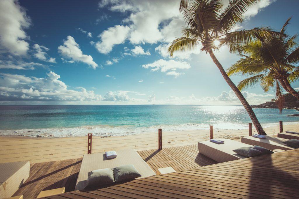 Carana Beach Beach Deck