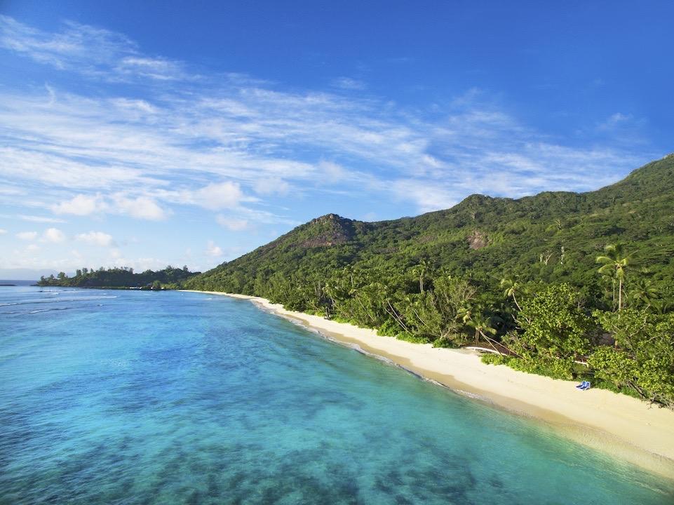 Hilton Seychelles Labriz Resort & Spa Aerial