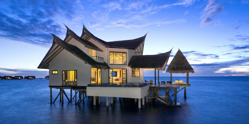 Jumeirah Vittaveli Ocean Suite