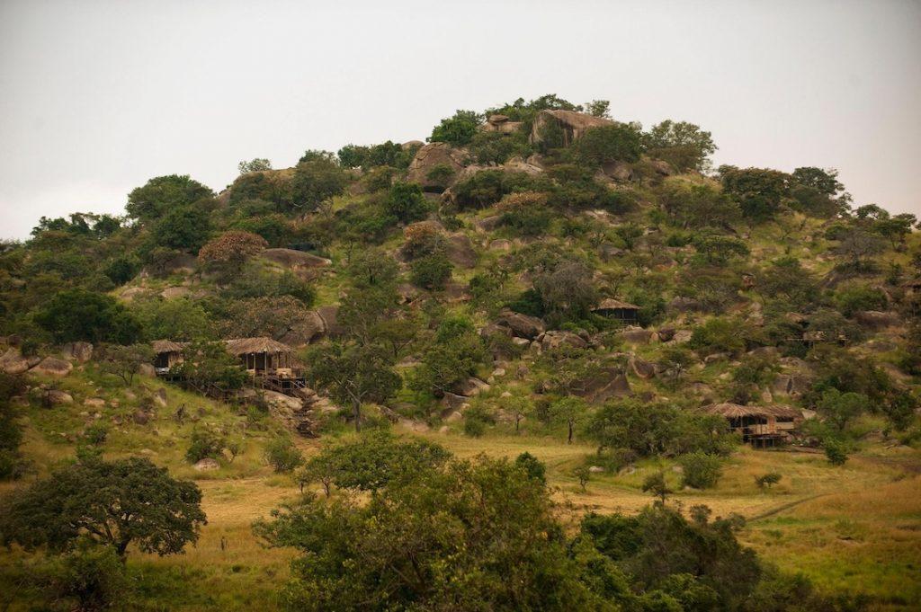 Lamai Private Camp Sample Hillside Nestled