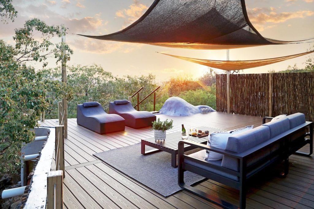 Little Madikwe Private Camp Luxury Suite Deck