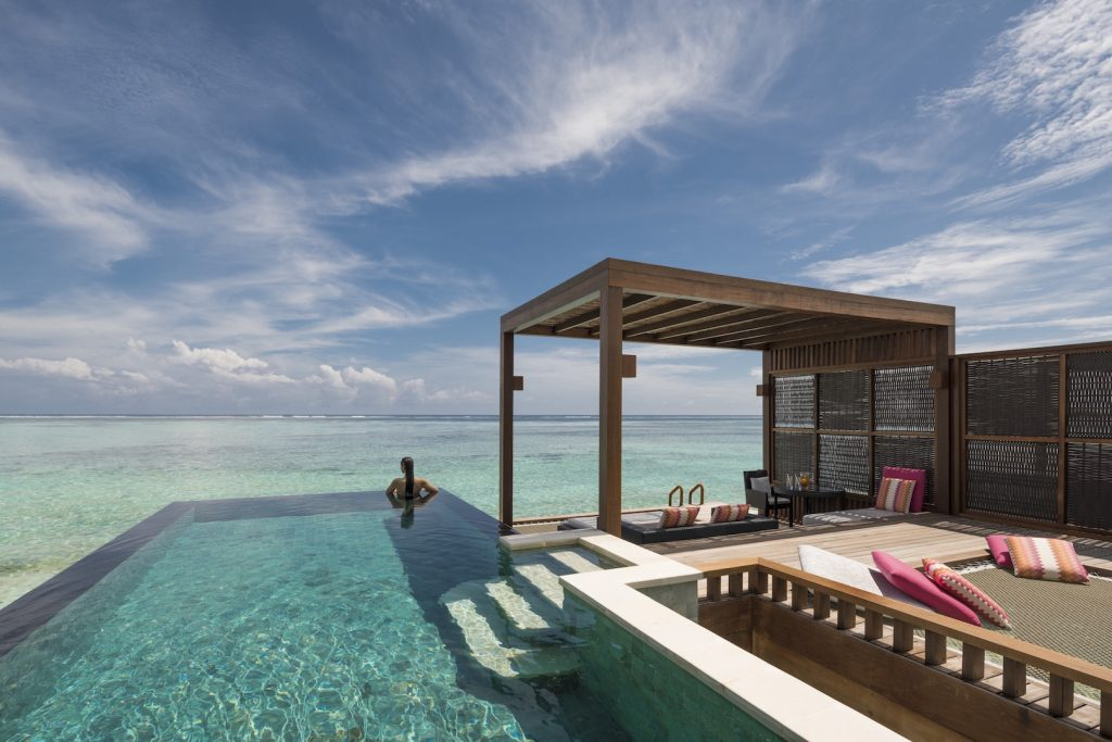 Four Seasons Kuda Huraa Private Pool
