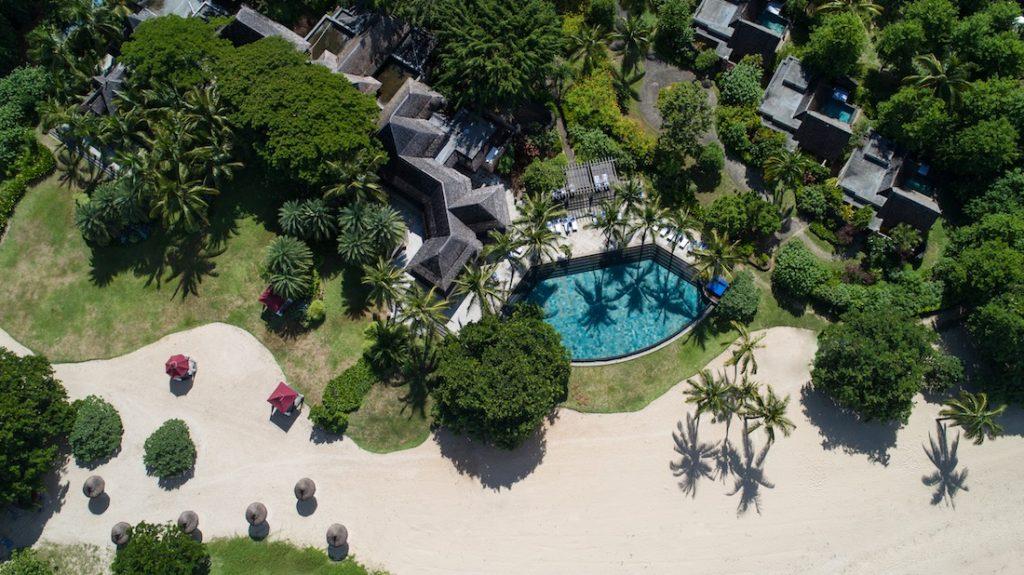 Maradiva Villa Resort Aerial