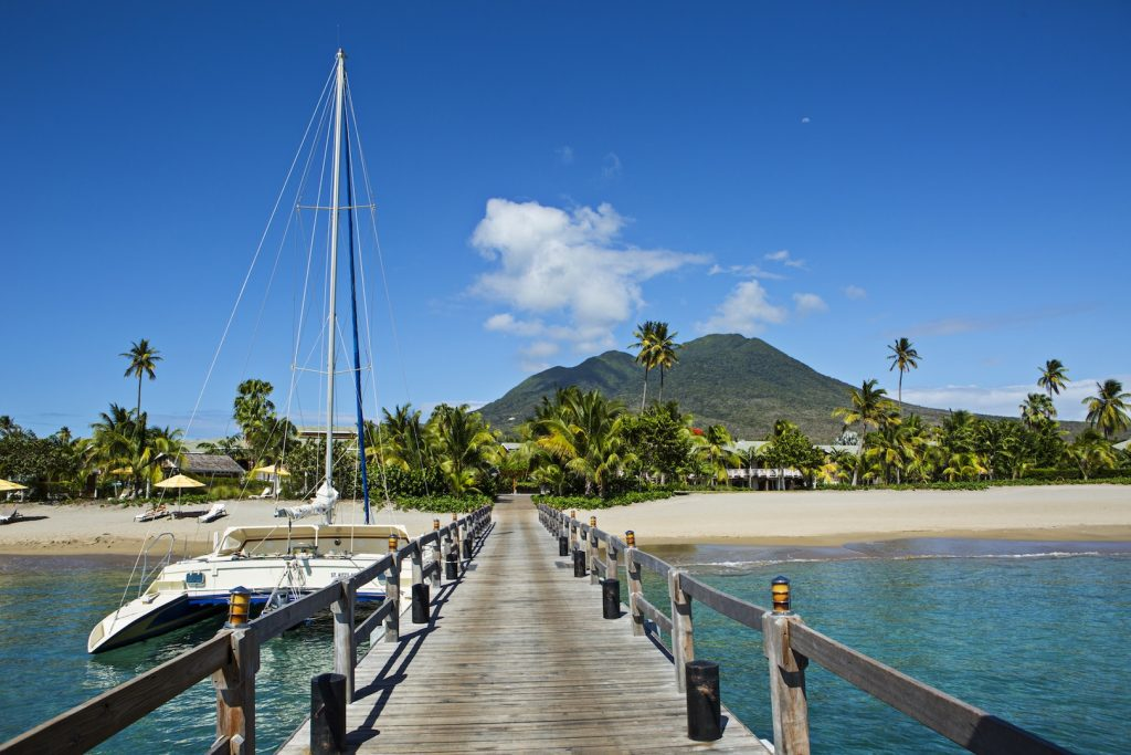 Four Seasons Nevis Jetty