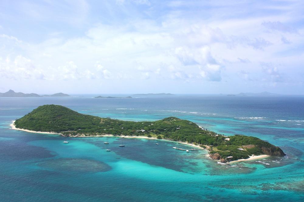 Petit St. Vincent Island