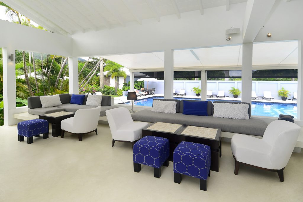 Montpelier Nevis Pool and Lounge