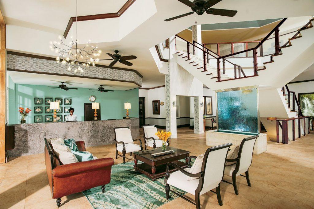 Sandals Ochi Beach Resort House Lobby (1)