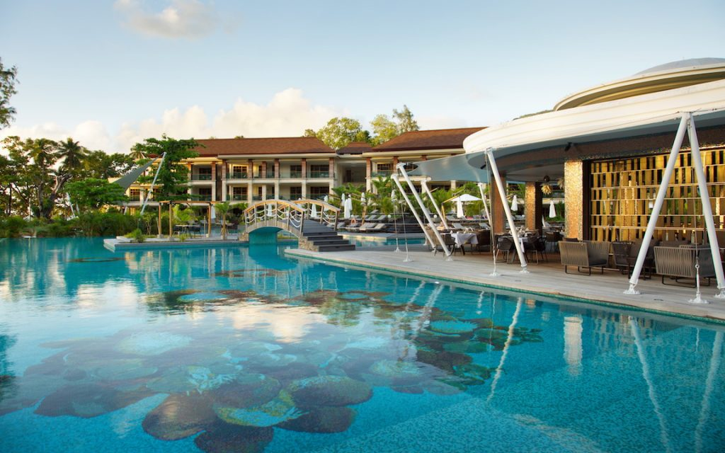 Savoy Seychelles Resort and Spa Pool (1)