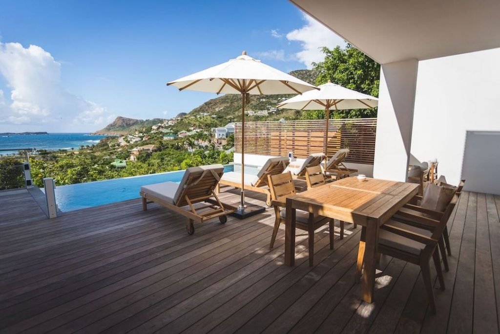 Le Toiny St. Barts Suite Two