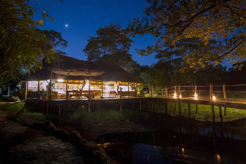 KaingU Camp Evening