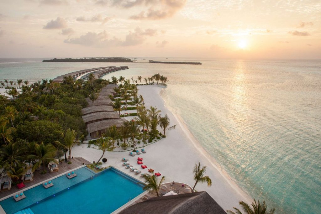 Club Med Finolhu Sunset