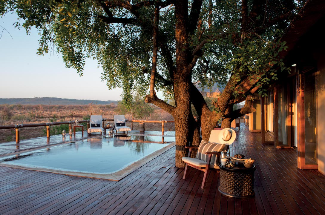 Little Madikwe Private Hills Camp Deck
