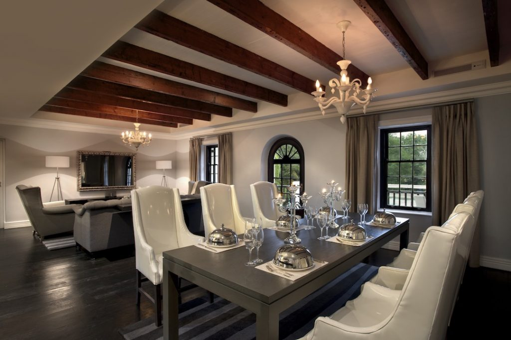 Fancourt Manor House Master Suite