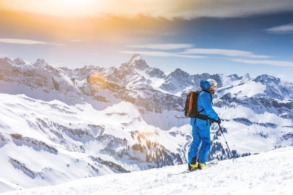Arlberg Ski Photo Austria