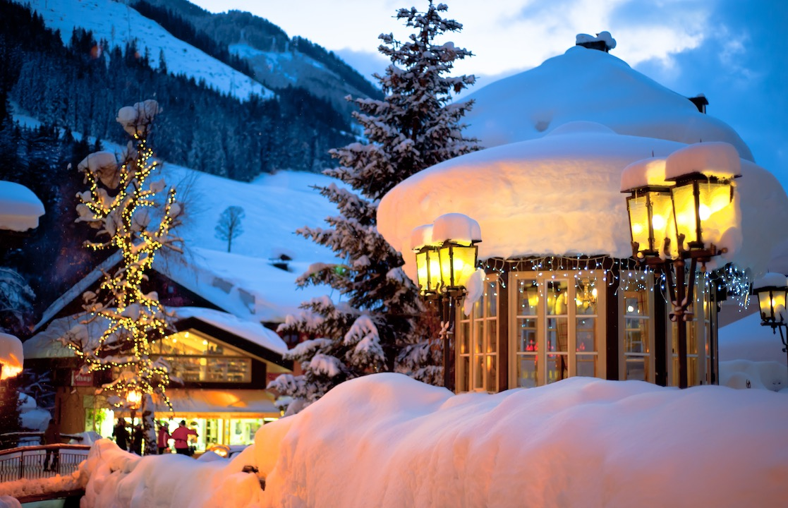 Austria (Saalbach) photos