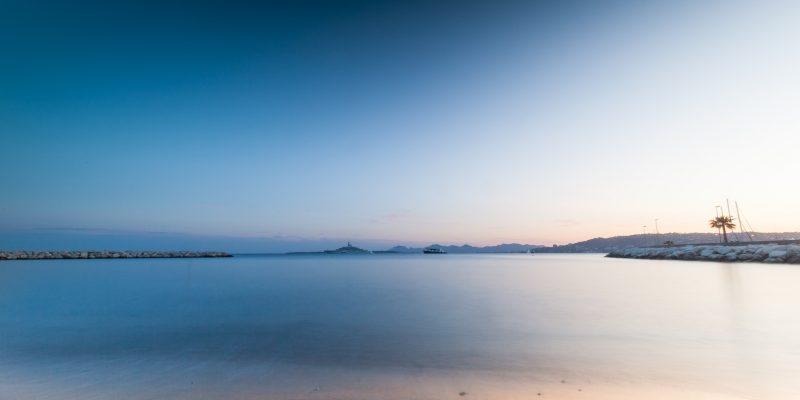 Cap d'Antibes Beach Hotel Evening