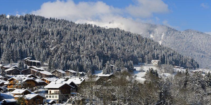 Morzine Village Photo