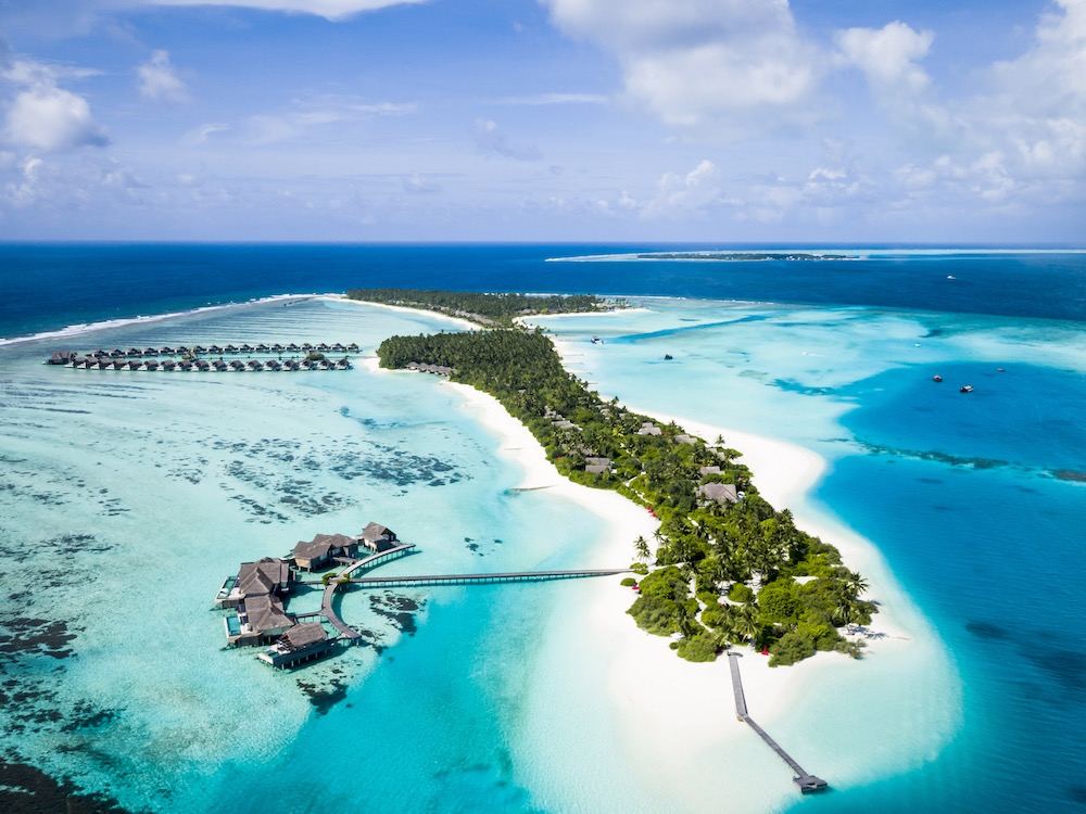 Niyama Private Islands External Aerial