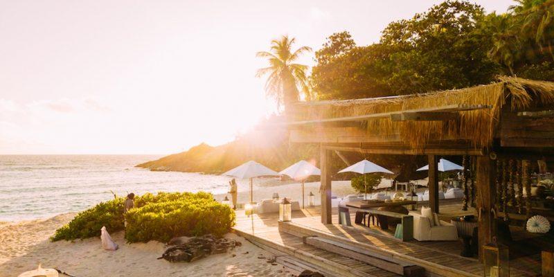 North Island Piazza Sunrise