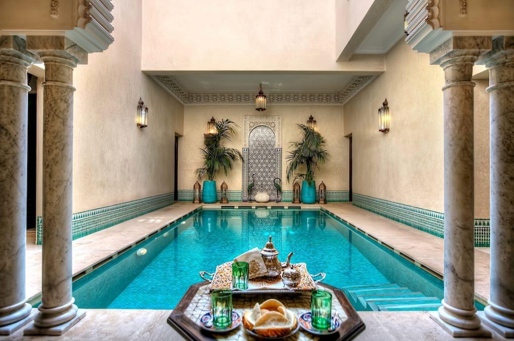 Riad Kniza Pool