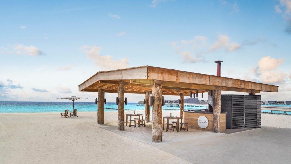 St. Regis Maldives Bar