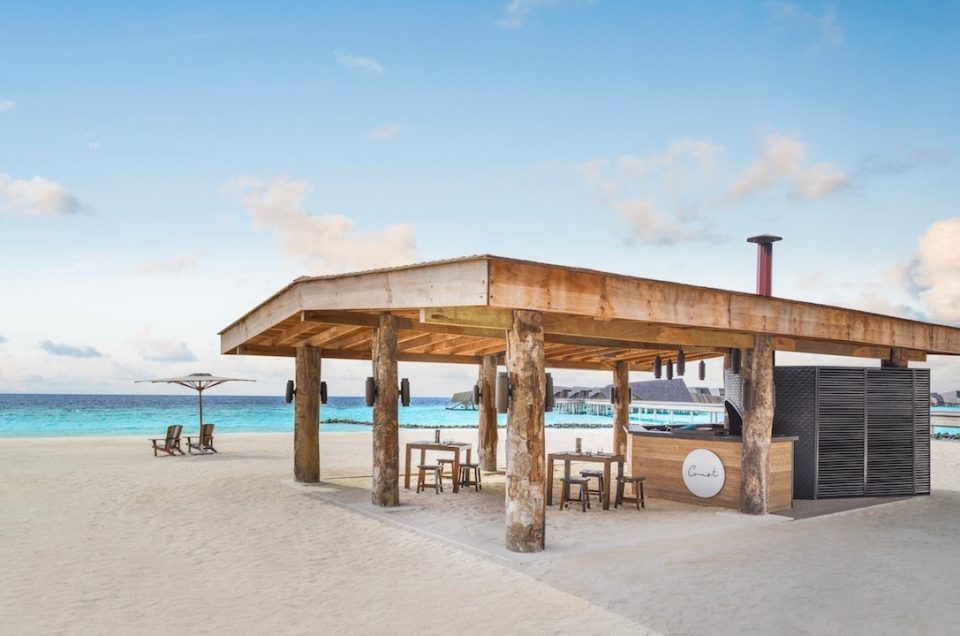 Our favourite beach bars for a Friday cocktail