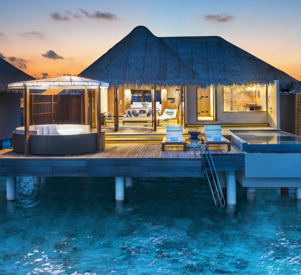 W Maldives Fabulous Overwater Oasis Exterior copy
