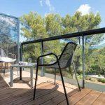 Club Med Opio en Provence Balcony