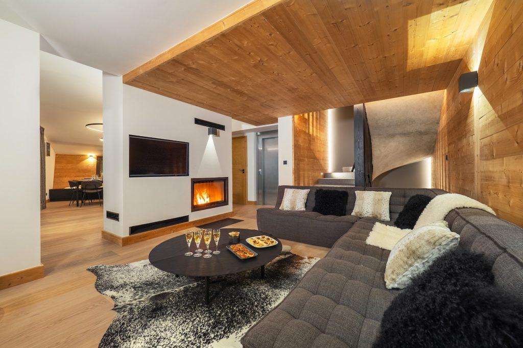 Avoriaz Beluga Living Room