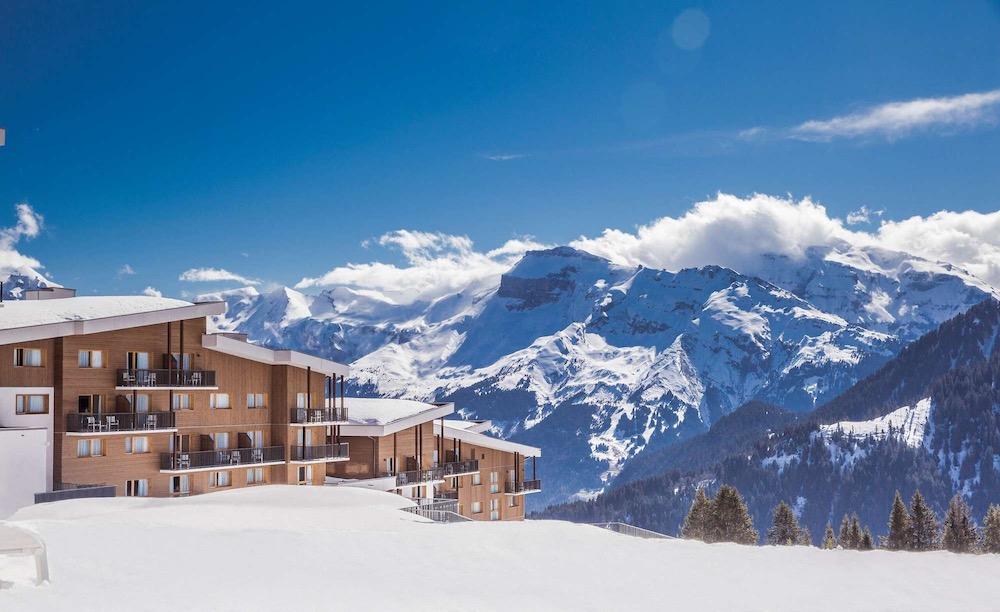 Club Med Grand Massif View