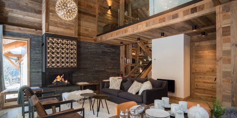 Merible Le Koissou Living Room