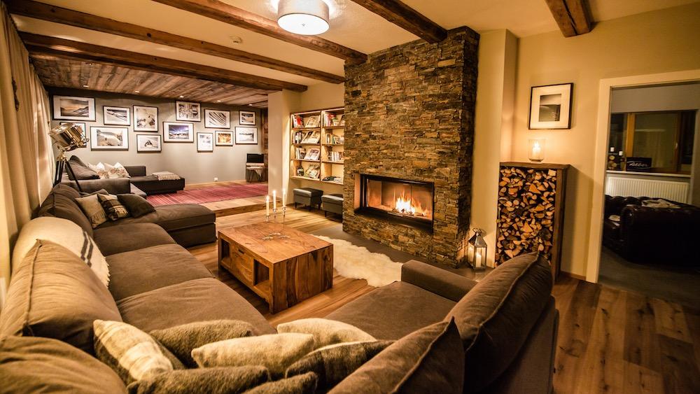 St. Anton Monfort Living Room