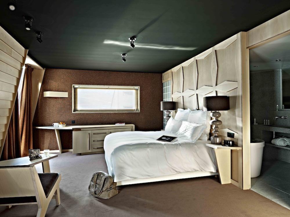 Altapura Val Thorens Bedroom
