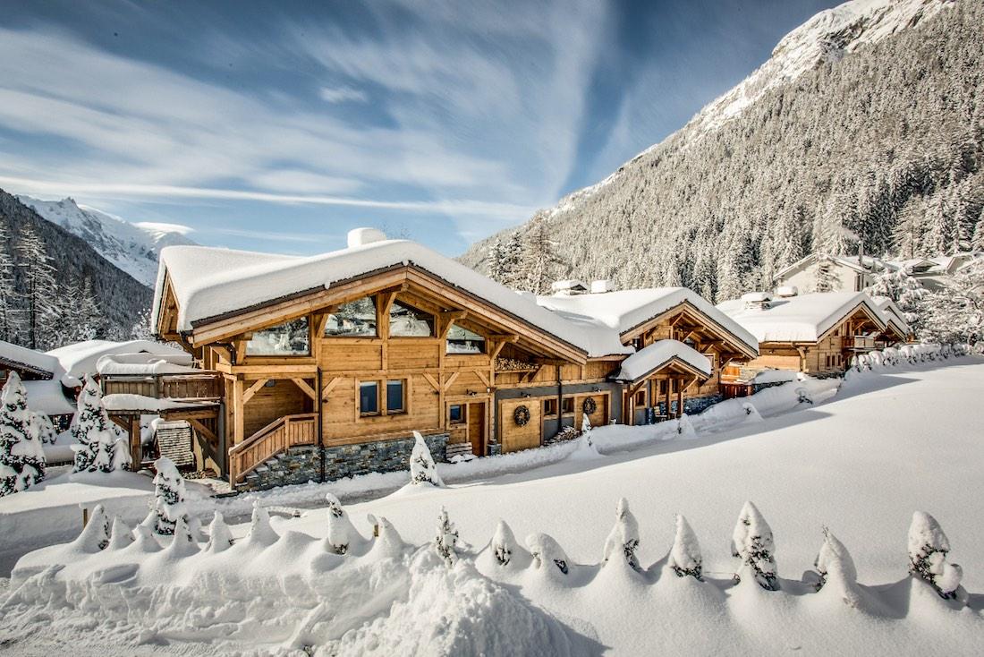 Chamonix Terre External Snow