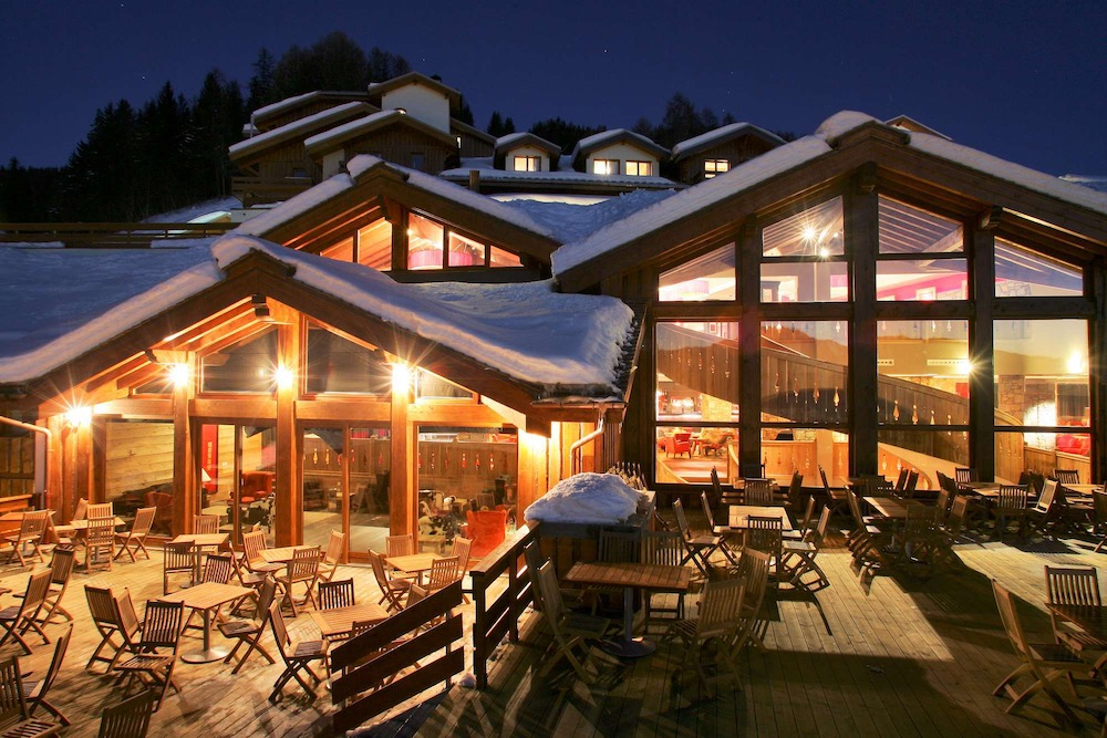 Club Med Peisey Vallandry Terrace