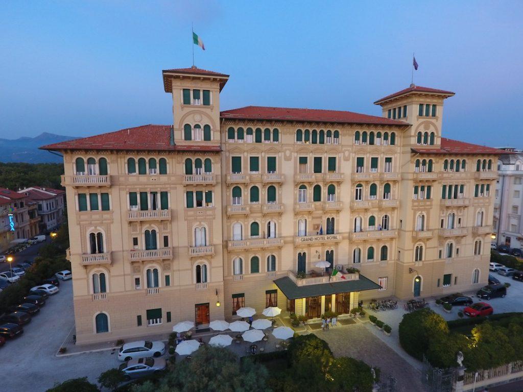Hotel Royal Viareggio Banner