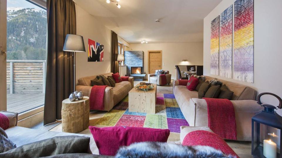 St. Anton Nimbus Living Room