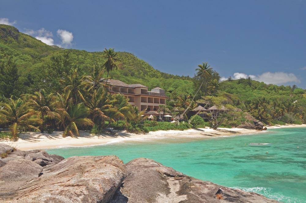 Seychelles Doubletree by Hilton Allamanda External