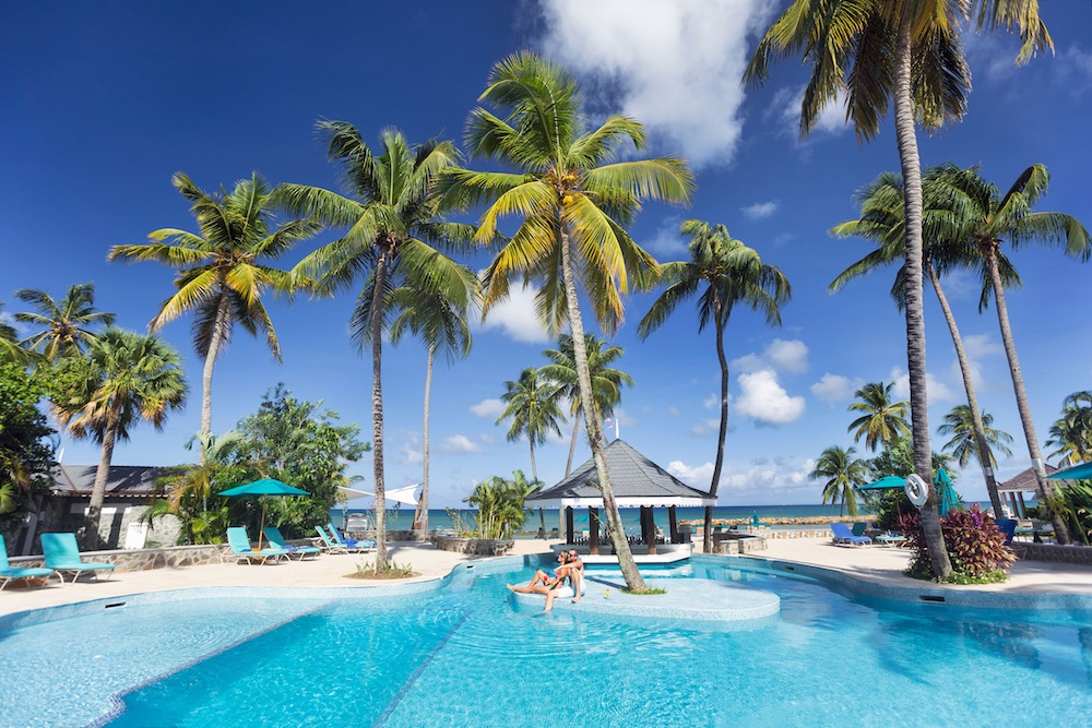 St. Lucia Rendezvous Pool
