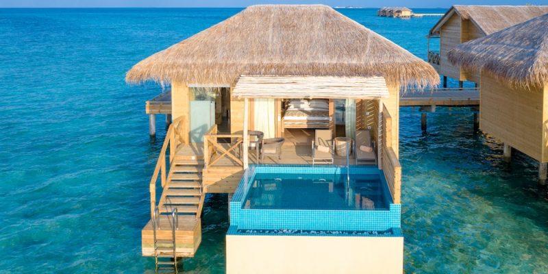 You&Me Maldives Dolphin Villa Pool
