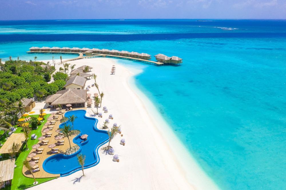 You&Me Maldives Pool View