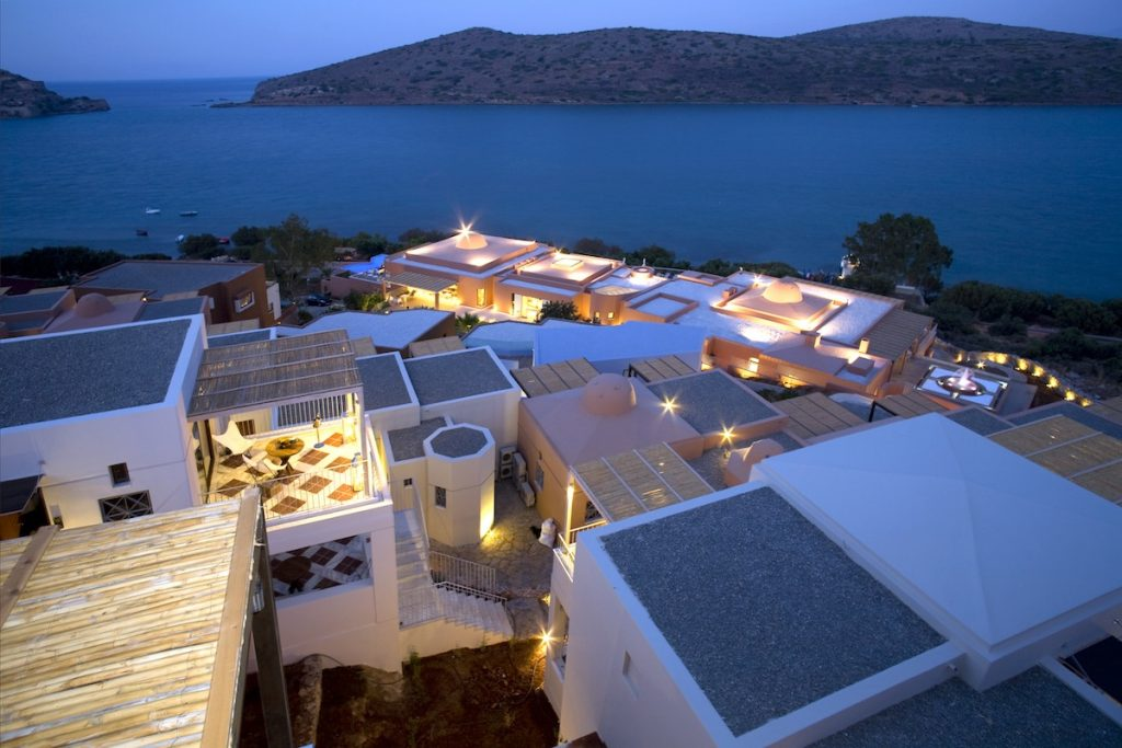 Domes of Elounda Over