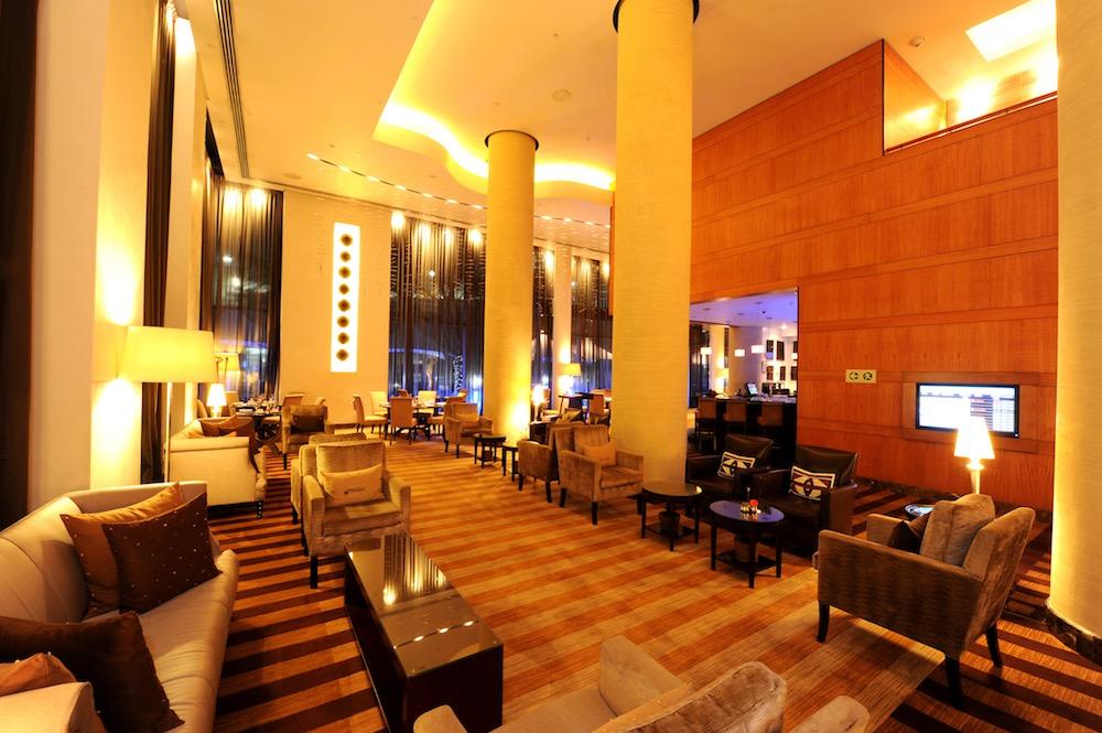 Intercontinental OR Tambo Lounge