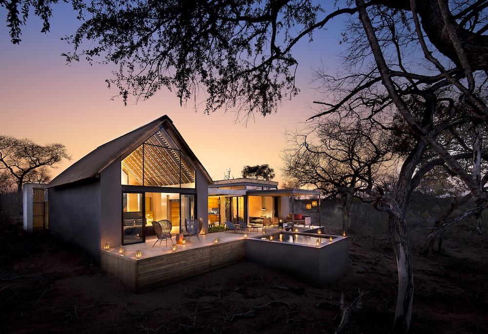 Lion Sands Ivory Lodge Twilight