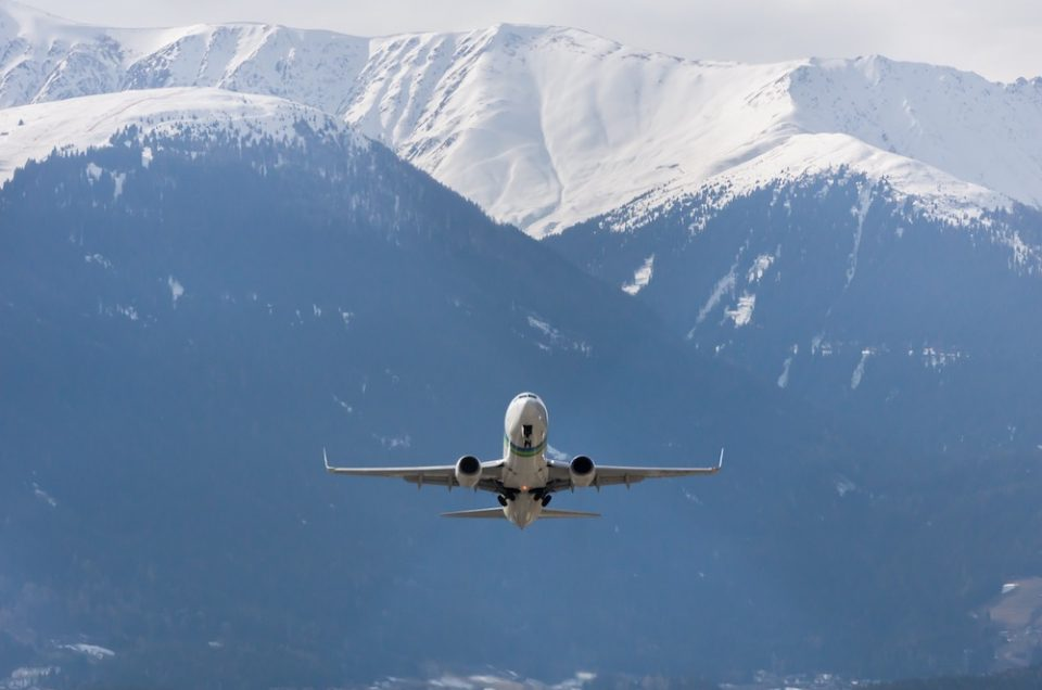 Airports closest to your ski resort